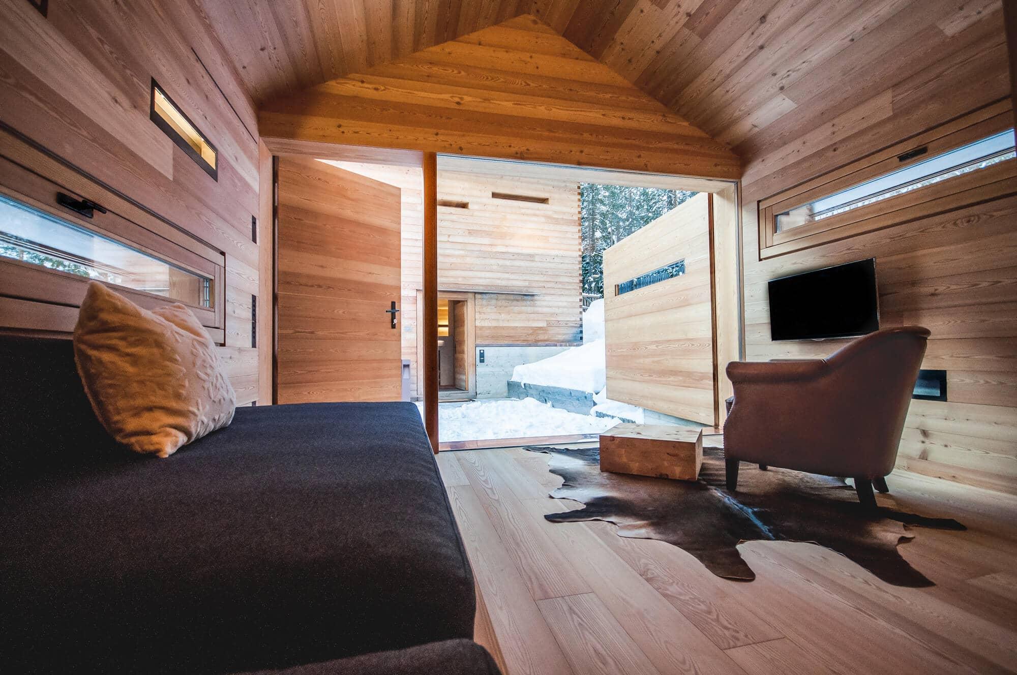 Luxus Chalet Südtirol | Ferienhaus Dolomiten | Mountain Lodge Tamersc